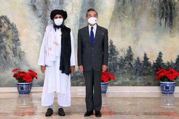 Afghanistan Après la présence américaine, l'ordrechinois)