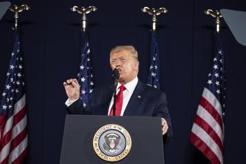 Interrogations sur le parc des «héros américains» de Trump)