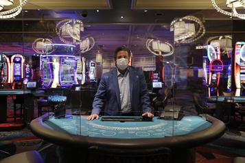 Las Vegas veut rouvrir ses casinos la semaine prochaine)