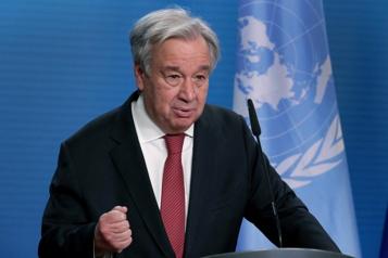 COVID-19 Le chef de l'ONU veut «un monde qui tire des leçons»)
