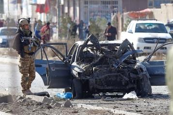 Afghanistan: une voiture piégée fait 12 morts et 20 blessés à Kaboul