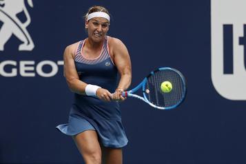 Dominika Cibulkova prend sa retraite