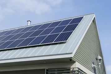 Énergies renouvelables Le soleil ne brille pas fort au Québec )