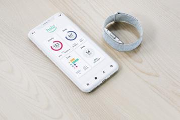 Amazon sort un bracelet pour traquer la graisse et les émotions)