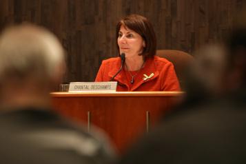 La mairesse de Repentigny quittera son poste après 24ans)