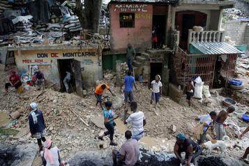 Tempête Laura: le bilan s'alourdit à 31morts en Haïti)