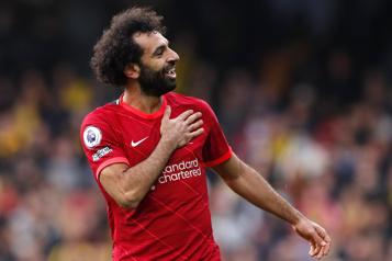 Regard sur l'Europe Mohamed Salah, le meilleur joueur au monde?