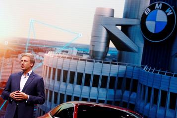 BMW plus pessimiste pour 2020face à une crise plus longue qu'attendu)