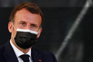 Présidentielle2022 Macron et LePen toujours «finalistes» potentiels)