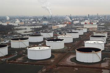 Le pétrole en hausse au lendemain d'une séance noire