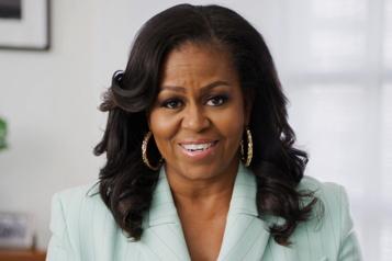 Situation des Afro-américains Michelle Obama : « Il y a encore du travail à faire »)