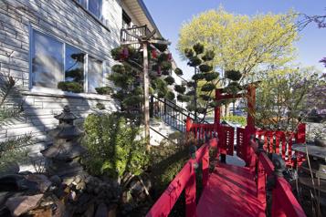 Bien dans mon jardin  Un jardin zen d'inspiration japonaise )