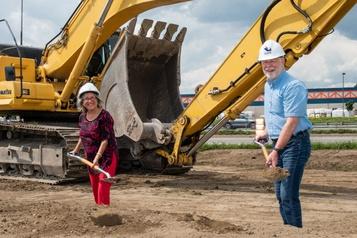 Laval: début imminent de la construction de l'échangeur Val-des-Brises)