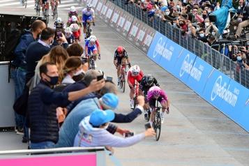 Le Tour d'Italie commencera le 8mai à Turin)