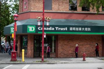 La Banque TD achète une société de Wells Fargo)
