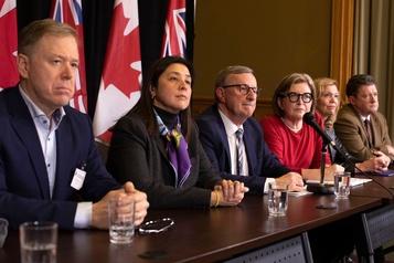 Premier cas canadien présumé de coronavirus à Toronto