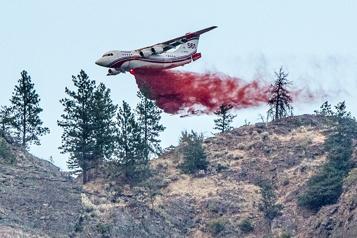 Une nouvelle stratégie nécessaire pour combattre les incendies de forêt)