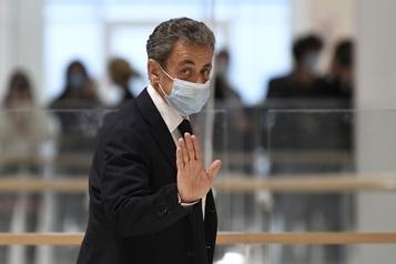 France L'ex-président Nicolas Sarkozy dans l'étau judiciaire)