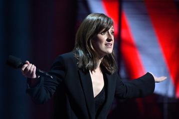 Anne-Élisabeth Bossé présentera son propre spectacle solo