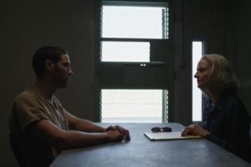 Jodie Foster et Tahar Rahim Dans la prison de Guantánamo )