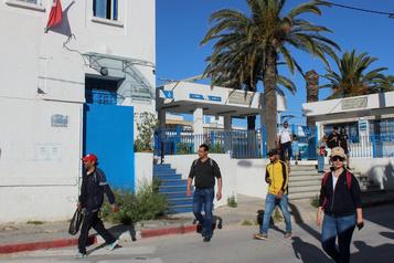 Tunisie Retour à la peine de mort? )