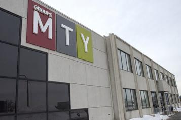 La dégringolade de MTY en Bourse reprend