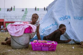Séisme en Haïti L'UNICEF demande 73,3millions de dollars pour 260000enfants)