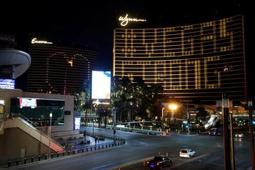 Les employés des casinos de Las Vegas se sentent abandonnés