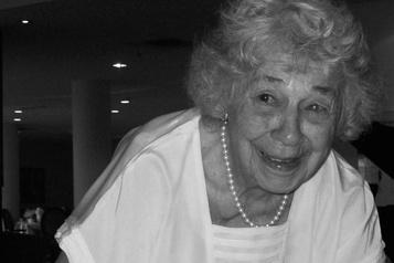 Une éclosion dans un CHSLD emporte l'autrice Marguerite Lescop