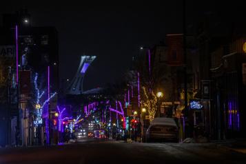 Couvre-feu Montréal après 20h)