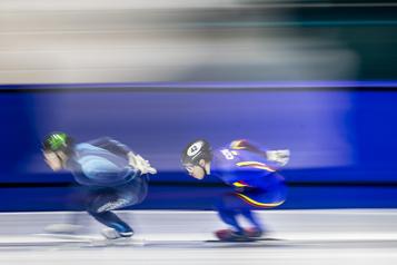 La Coupe du monde de patin de vitesse à Montréal et Laval est annulée )