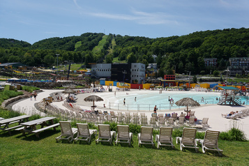 Bromont ouvrira son parc aquatique le 29juin)