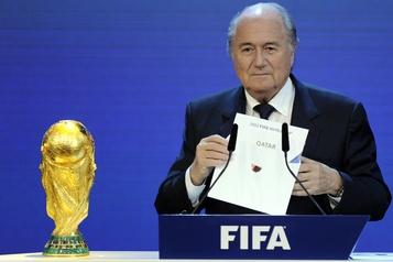 Des pots-de-vin versés pour l'attribution de Coupes du monde