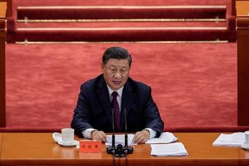 Un critique du président chinois condamné à 18ans de prison)