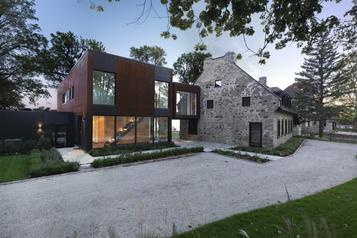 Série Nos maisons: des maisons quiévoluent