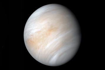 De la vie sur Vénus, selon une nouvelle étude)