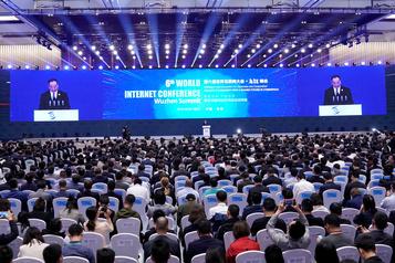 La Chine affiche son ambition de «grande puissance» de l'internet