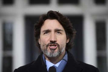 Remaniement ministériel à Ottawa Trudeau affirme ne pas vouloir d'élections auprintemps )