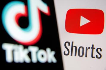 Futur rival de TikTok YouTube Shorts revendique 3,5milliards de vues quotidiennes en Inde)