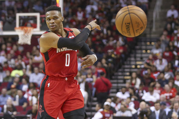 Russell Westbrook a contracté la COVID-19)