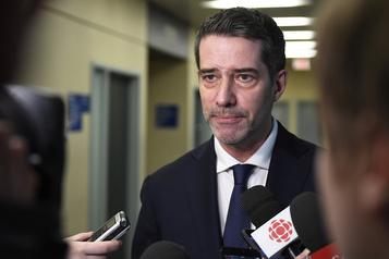 André Boisclair accusé d'agression sexuelle armée)