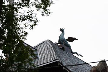 Le dragon d'Outremont)