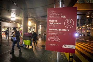 Voyages à l'étranger Les nouvelles règles semblent avoir dissuadé les Canadiens)