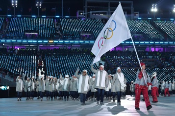 Dopage Le Kremlin soulagé que les athlètes russes soient graciés)