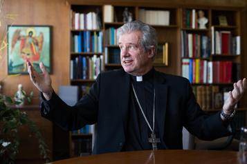 La messe du dimanche des Rameaux de MgrLépine diffusée sur le web