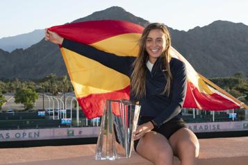 Classement de la WTA Paula Badosa entre dans le top 20, Ons Jabeur écrit l'histoire