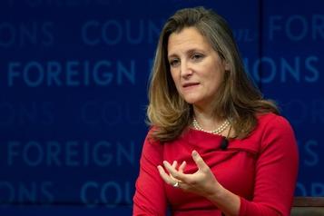 L'empreinte de Freeland aux Affaires étrangères demeurera marquante
