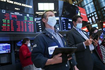 Les Bourses ne connaissent pas la crise)