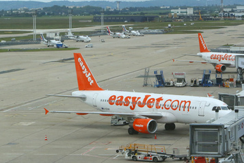 Easyjet veut reprendre certains vols à partir du 15juin)