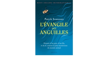 Un livre sur les mystères de l'anguille devient best-seller)